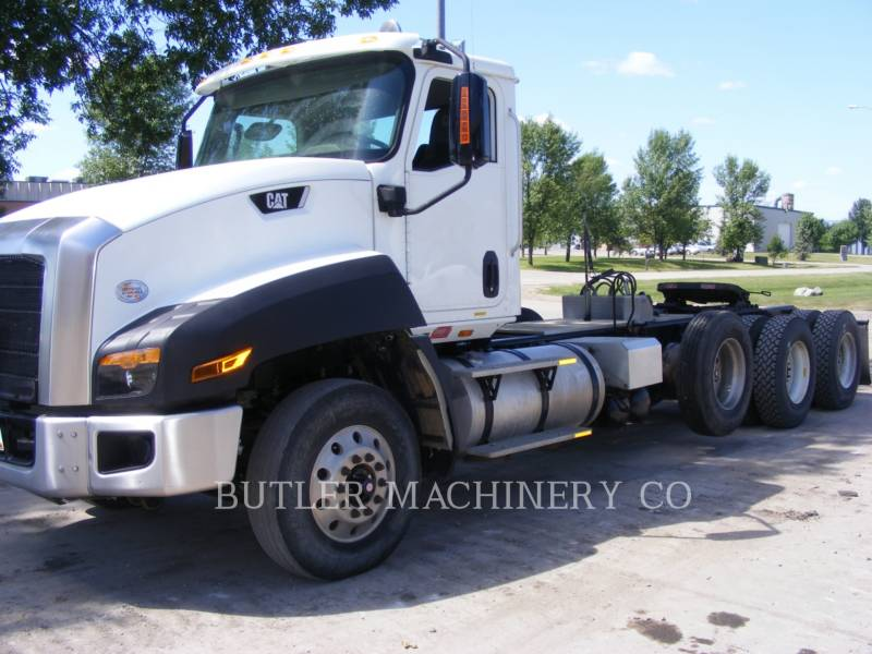 CATERPILLAR TRAILERS CT660 equipment  photo 1