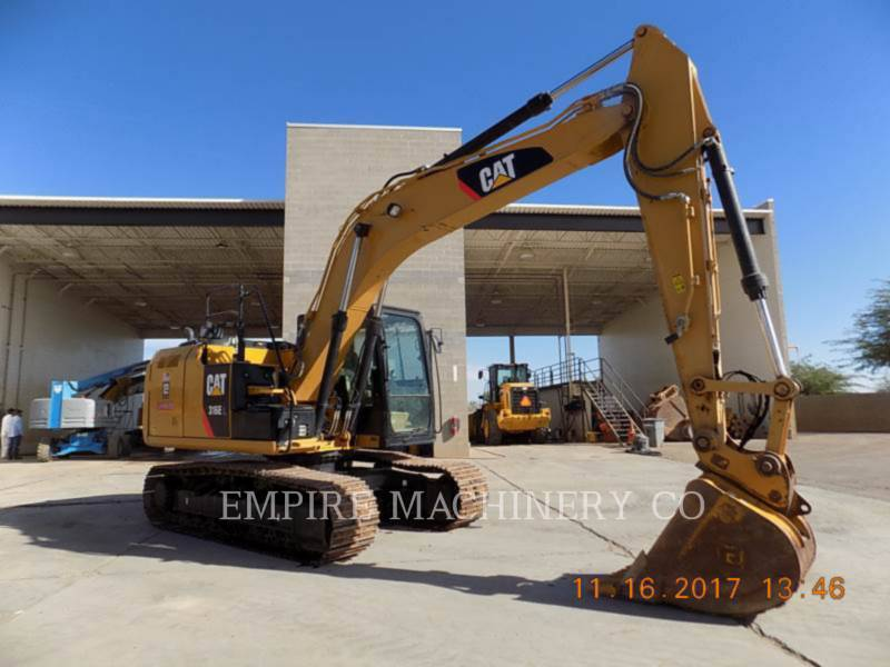 CATERPILLAR EXCAVADORAS DE CADENAS 316EL    P equipment  photo 1