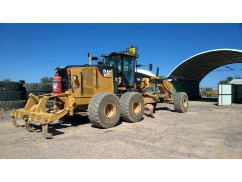 CATERPILLAR MOTONIVELADORAS 16M equipment  photo 5