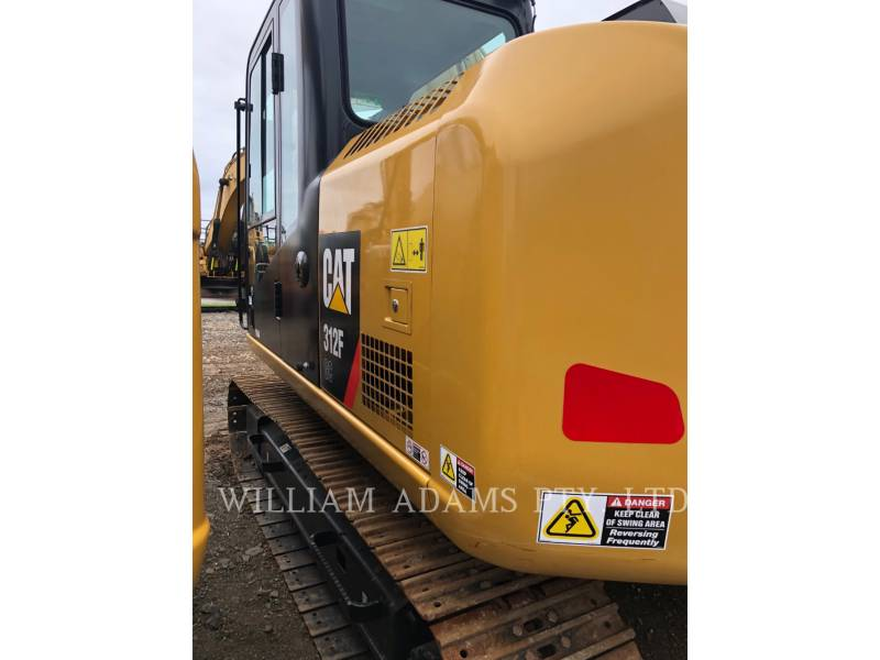 CATERPILLAR PELLES SUR CHAINES 312 equipment  photo 7