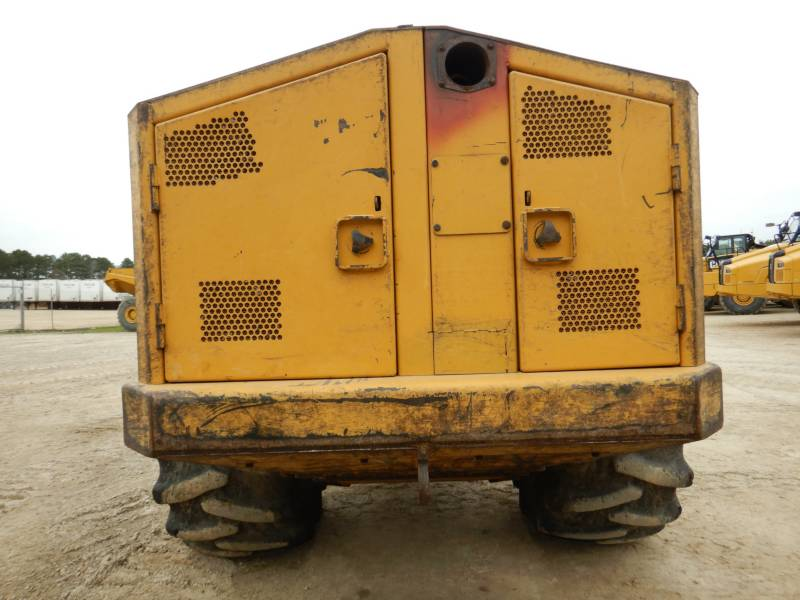 CATERPILLAR FORESTRY - FELLER BUNCHERS - WHEEL 563C equipment  photo 6
