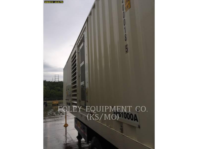 CATERPILLAR PORTABLE GENERATOR SETS (OBS) XQ1000APS equipment  photo 4