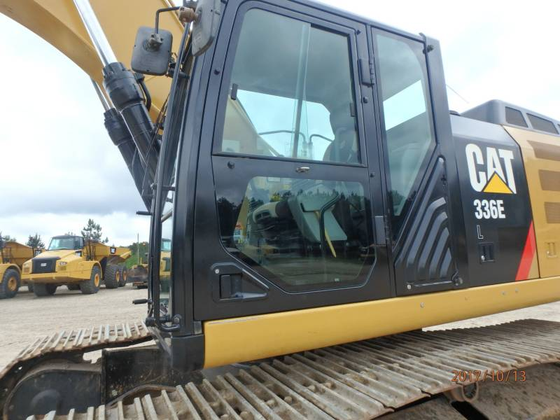 CATERPILLAR EXCAVADORAS DE CADENAS 336EL equipment  photo 24