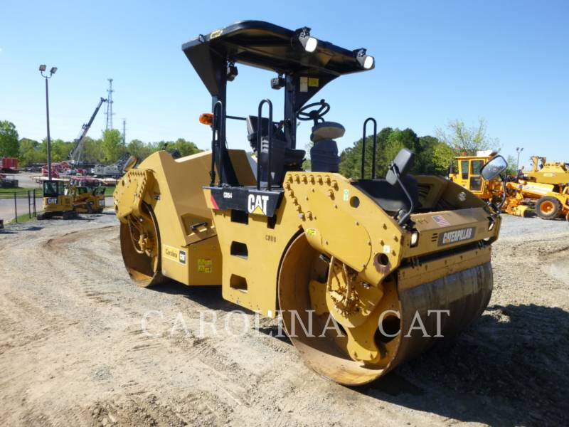 CATERPILLAR COMPACTADORES CB54 equipment  photo 2