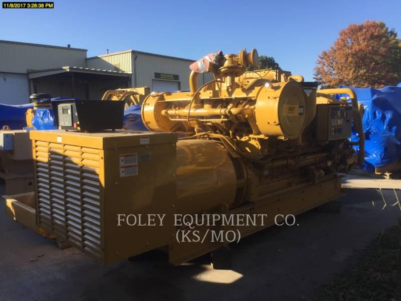 CATERPILLAR STATIONARY GENERATOR SETS G3516EP equipment  photo 4