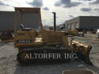 CATERPILLAR TRACK TYPE TRACTORS D3C equipment  photo 6