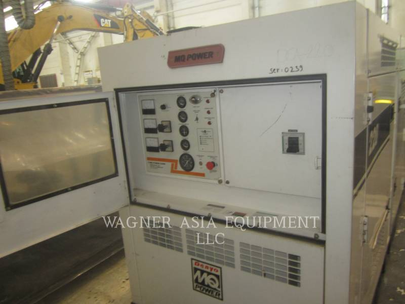 MULTIQUIP STATIONARY GENERATOR SETS DCA-220SSJU equipment  photo 3