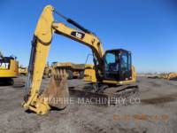 CATERPILLAR KETTEN-HYDRAULIKBAGGER 311F LRR equipment  photo 4