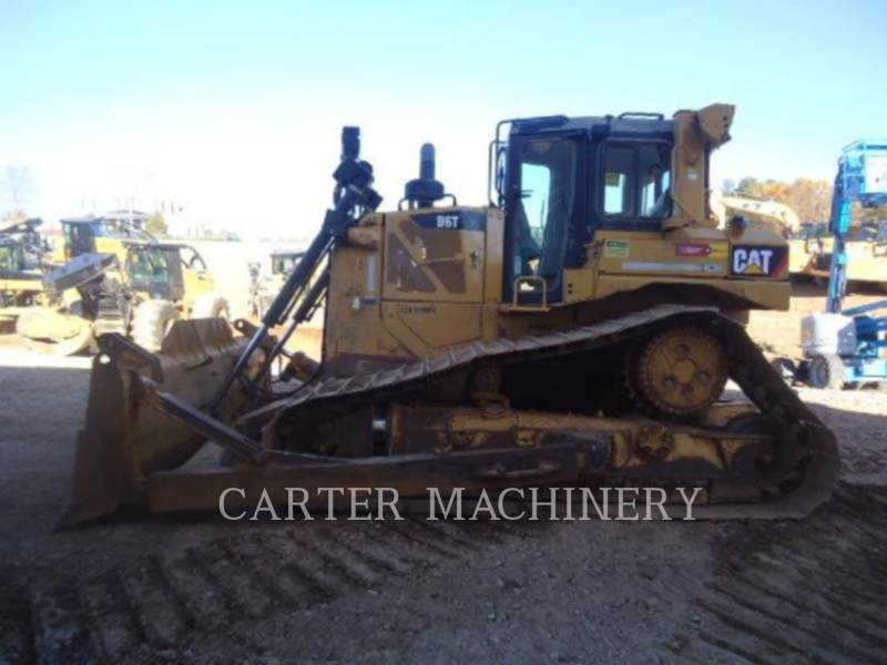 CATERPILLAR KETTENDOZER D6TLGP AC equipment  photo 1