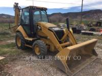 CATERPILLAR CHARGEUSES-PELLETEUSES 420F E equipment  photo 1