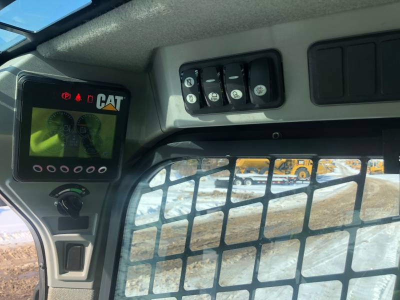 CATERPILLAR PALE COMPATTE SKID STEER 242D equipment  photo 20