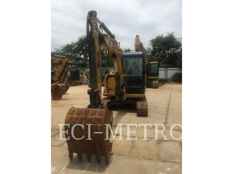 CATERPILLAR EXCAVADORAS DE CADENAS 306 E equipment  photo 1