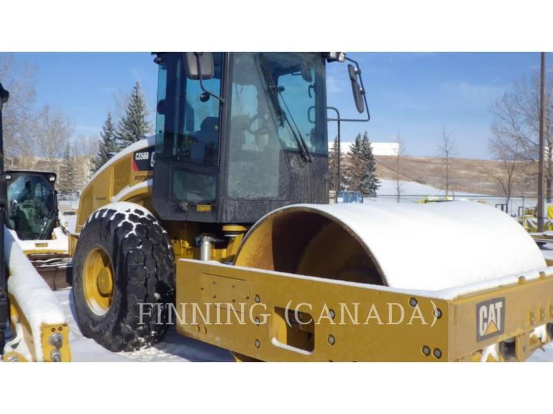 CATERPILLAR COMPACTORS CS56B equipment  photo 3