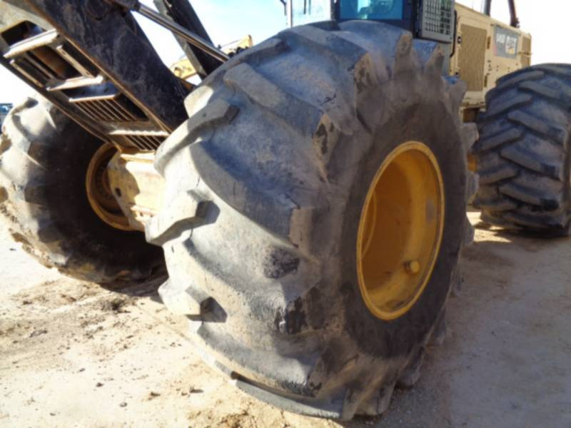 CATERPILLAR FORESTRY - SKIDDER 545D equipment  photo 13