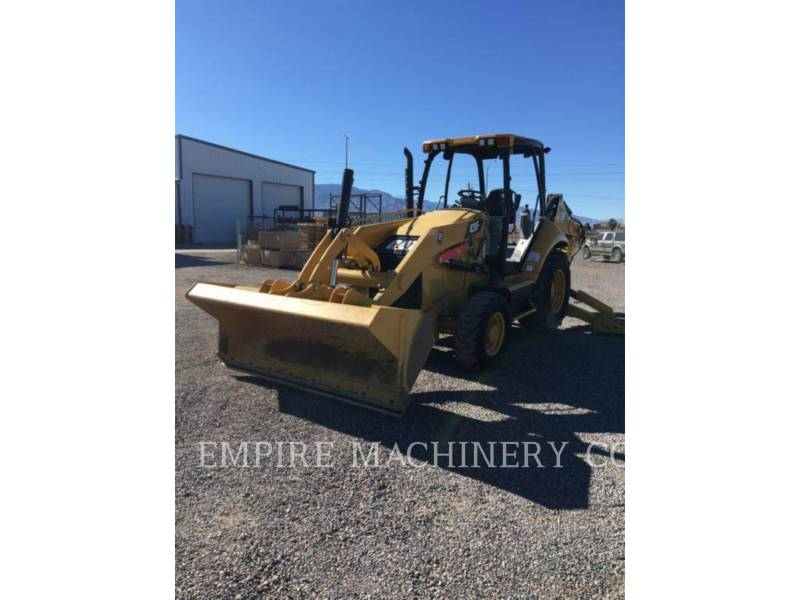 CATERPILLAR BAGGERLADER 420F 4EO equipment  photo 3