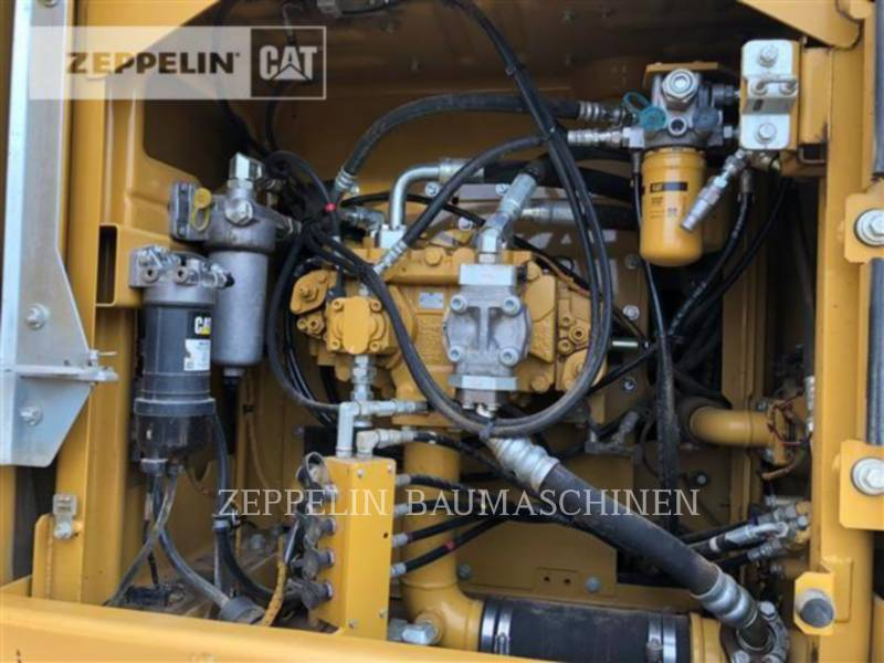 CATERPILLAR KETTEN-HYDRAULIKBAGGER 320EL equipment  photo 17