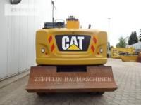 CATERPILLAR PELLES SUR PNEUS M314F equipment  photo 7