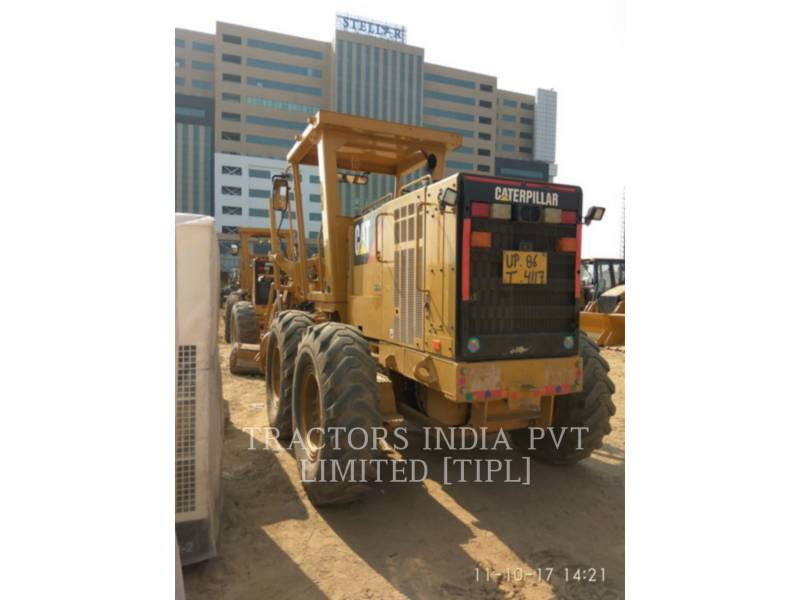 CATERPILLAR NIVELEUSES POUR MINES 120 K 2 equipment  photo 6