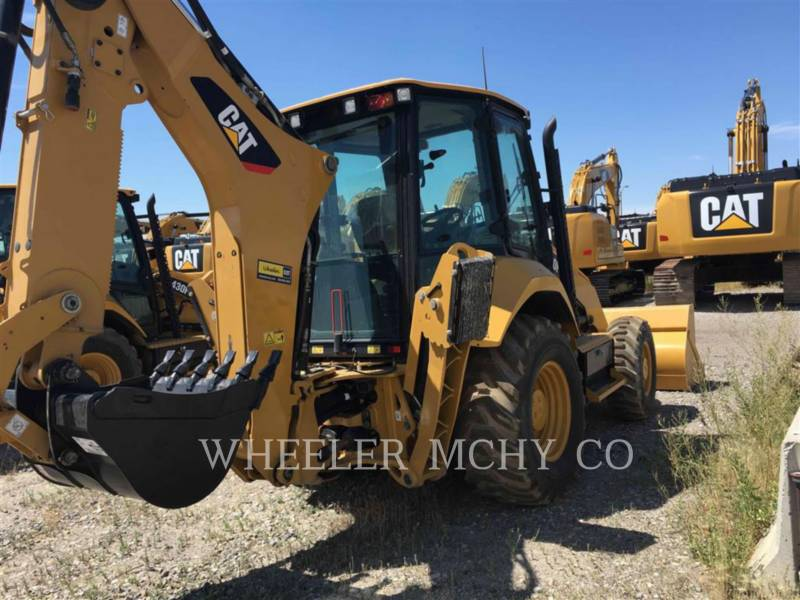CATERPILLAR BAGGERLADER 420F2 E CF equipment  photo 5
