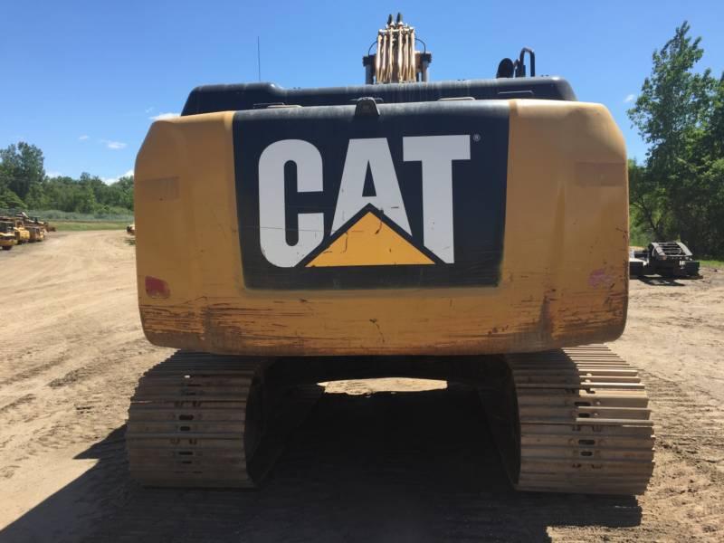 CATERPILLAR TRACK EXCAVATORS 329EL equipment  photo 7