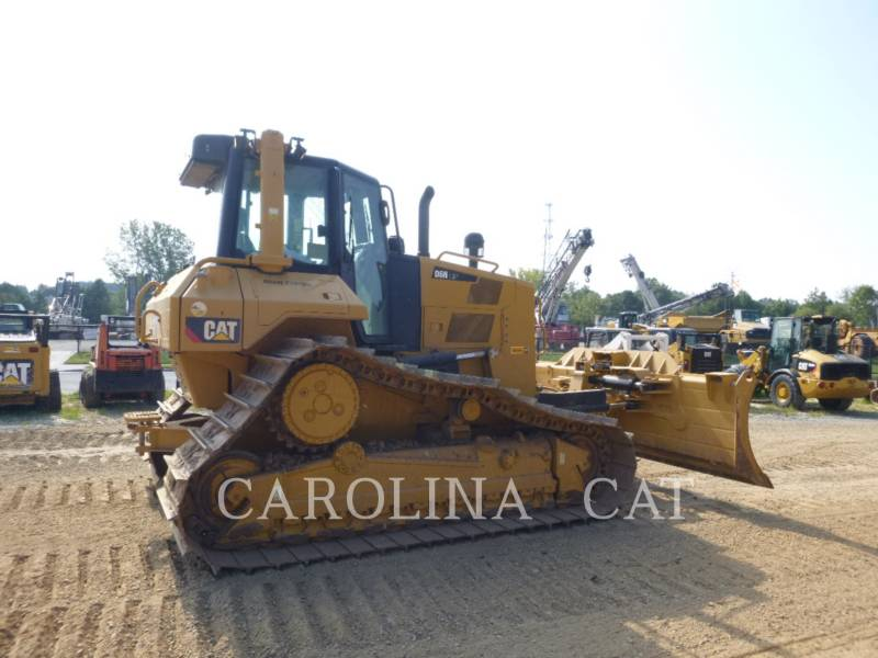 CATERPILLAR KETTENDOZER D6N-4F LGP equipment  photo 4