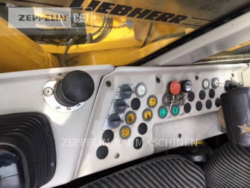LIEBHERR ESCAVATORI GOMMATI A900C ZW L equipment  photo 23