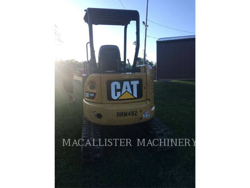 CATERPILLAR トラック油圧ショベル 303ECR equipment  photo 4