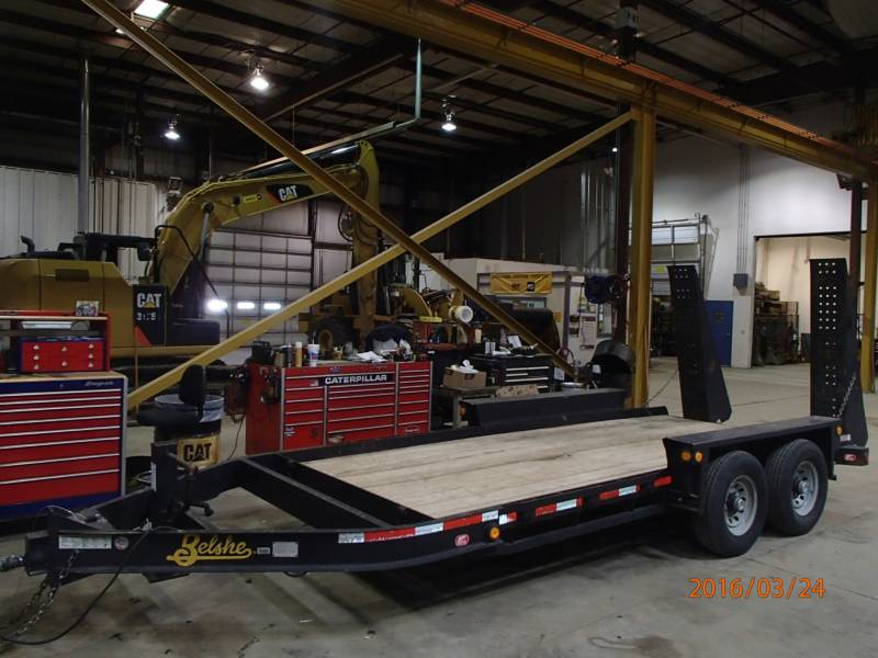 BELSHE TRAILERS WB12 equipment  photo 1