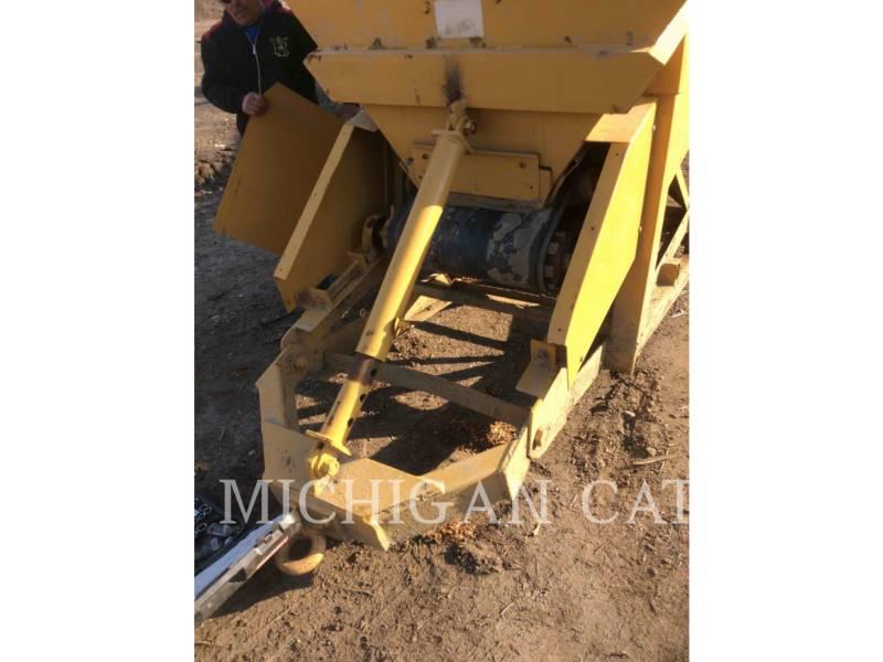 PACCAR INC TROMMEL SCREEN TS200 equipment  photo 21