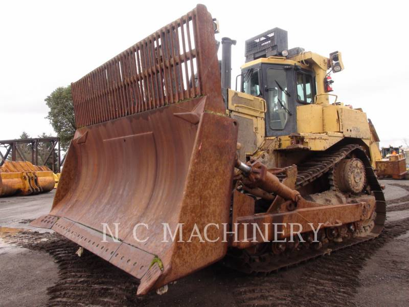 CATERPILLAR TRACK TYPE TRACTORS D9R DS equipment  photo 1