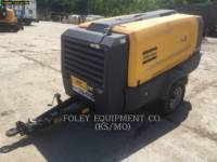 ATLAS AIR COMPRESSOR 400XAVS equipment  photo 1
