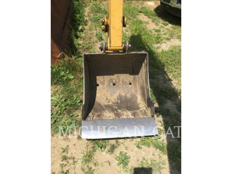 CATERPILLAR TRACK EXCAVATORS 305CR equipment  photo 9