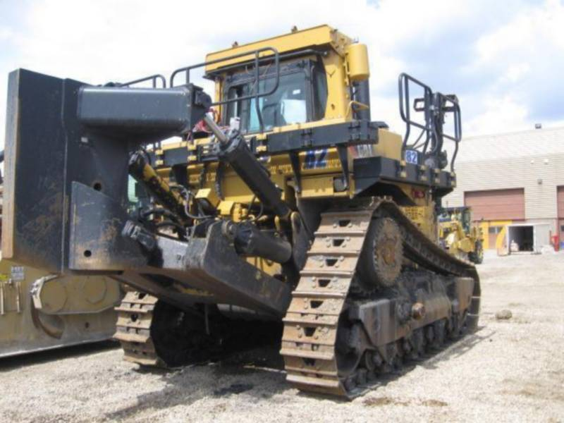 CATERPILLAR TRACK TYPE TRACTORS D10T equipment  photo 3