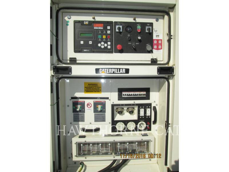 CATERPILLAR PORTABLE GENERATOR SETS XQ100 equipment  photo 2