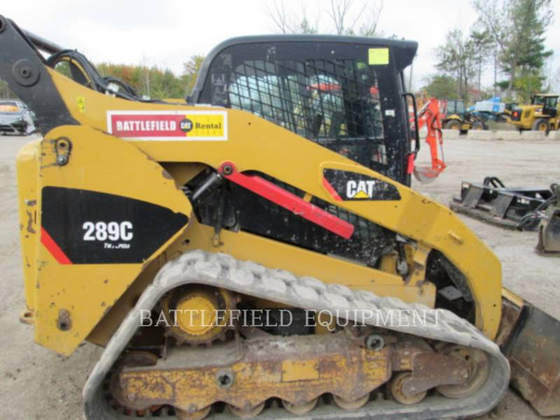 CATERPILLAR 多様地形対応ローダ 289C equipment  photo 7