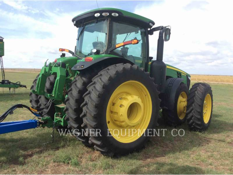 JOHN DEERE LANDWIRTSCHAFTSTRAKTOREN 8360R equipment  photo 4