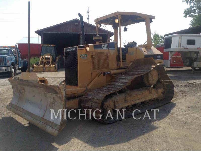CATERPILLAR TRACTORES DE CADENAS D5ML equipment  photo 2