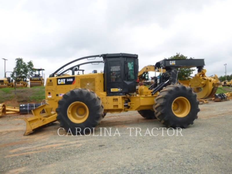 CATERPILLAR BOSBOUW - SKIDDER 545D equipment  photo 2