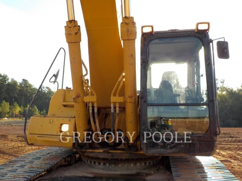 CATERPILLAR TRACK EXCAVATORS 330C L equipment  photo 3