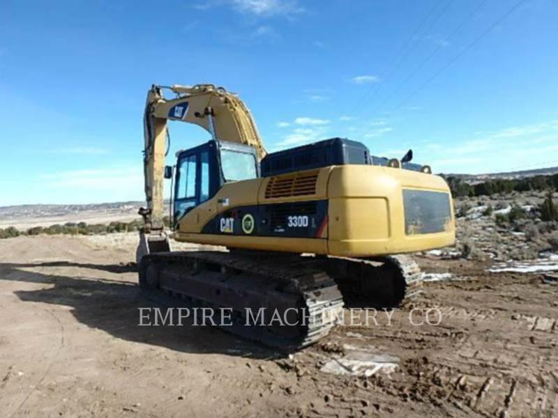 CATERPILLAR トラック油圧ショベル 330DL    P equipment  photo 6