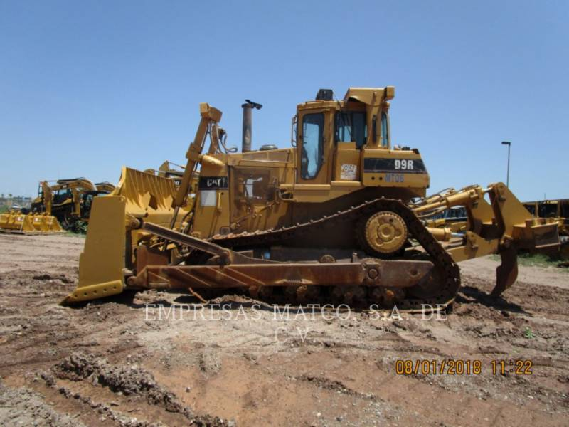 CATERPILLAR TRATTORI CINGOLATI D9R equipment  photo 4