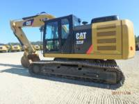 Equipment photo CATERPILLAR 323FL EXCAVADORAS DE CADENAS 1