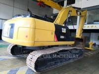 CATERPILLAR TRACK EXCAVATORS 326D2L equipment  photo 4