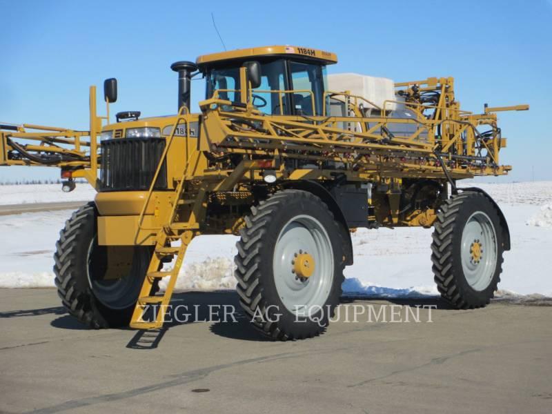 AG-CHEM PULVERIZADOR 1184H equipment  photo 1