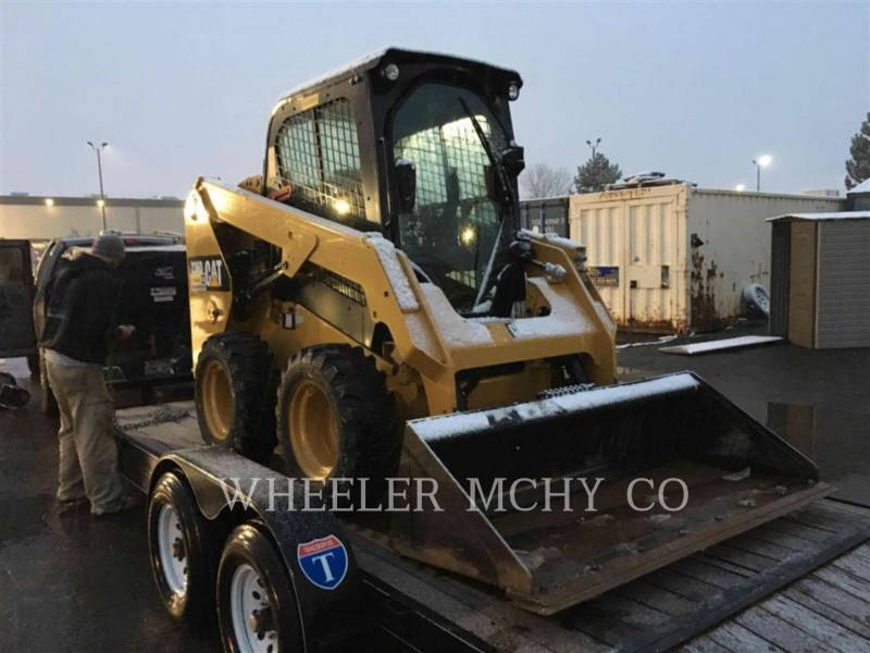 CATERPILLAR SKID STEER LOADERS 236D C3 2S equipment  photo 1