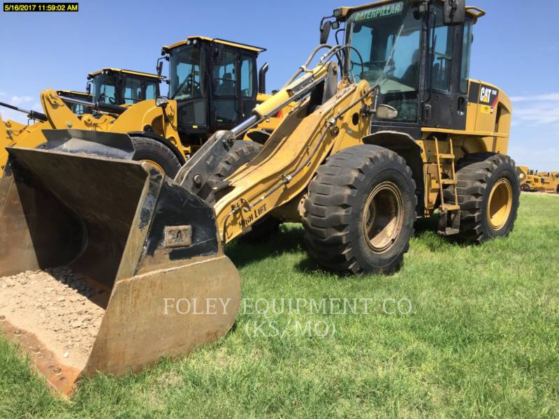CATERPILLAR WHEEL LOADERS/INTEGRATED TOOLCARRIERS 924HHL equipment  photo 1