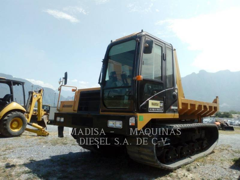 MOROOKA VEHÍCULOS UTILITARIOS / VOLQUETES MST2200VD  equipment  photo 1