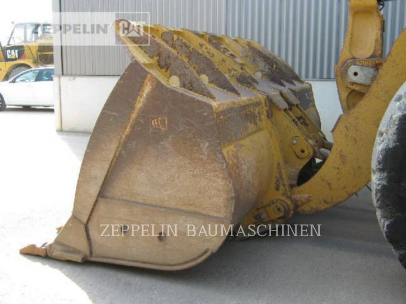 CATERPILLAR CHARGEURS SUR PNEUS/CHARGEURS INDUSTRIELS 980K equipment  photo 21
