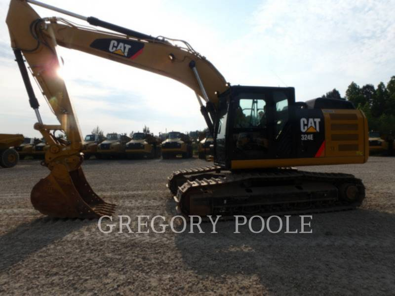 CATERPILLAR KETTEN-HYDRAULIKBAGGER 324E L equipment  photo 4