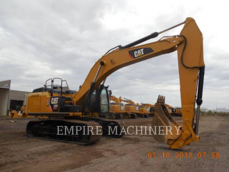 CATERPILLAR PELLES SUR CHAINES 336EL equipment  photo 1